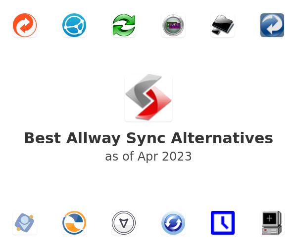 Best Allway Sync Alternatives
