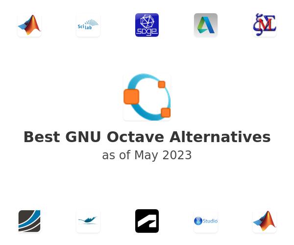 Best GNU Octave Alternatives