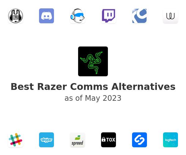 Best Razer Comms Alternatives