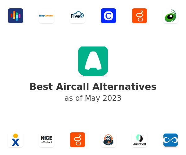 Best Aircall Alternatives