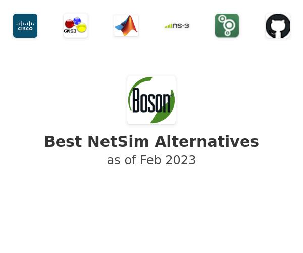 Best NetSim Alternatives