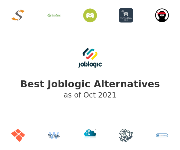 Best Joblogic Alternatives