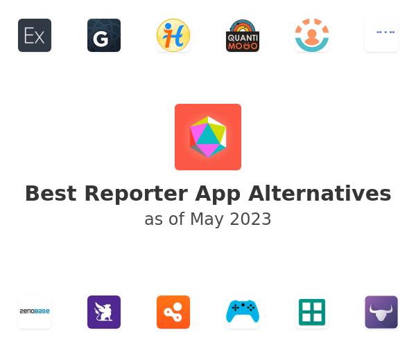 Best Reporter App Alternatives
