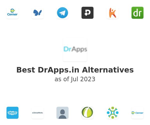 Best DrApps.in Alternatives