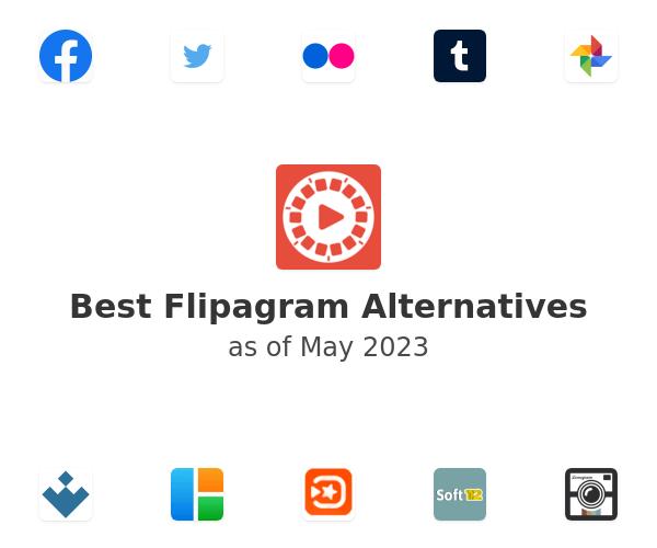 Best Flipagram Alternatives