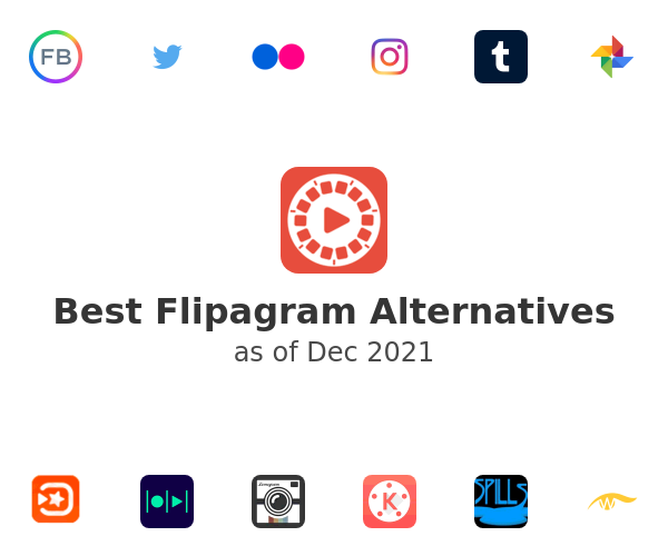 Best Flipagram Alternatives