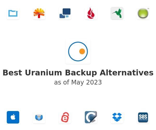 Best Uranium Backup Alternatives