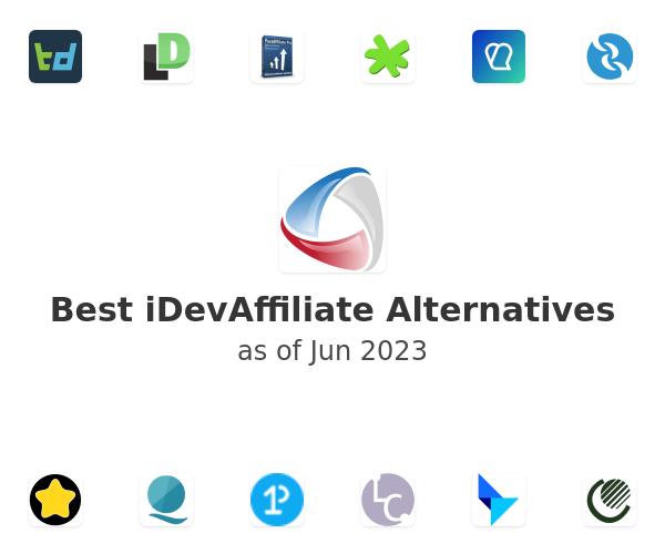 Best iDevAffiliate Alternatives
