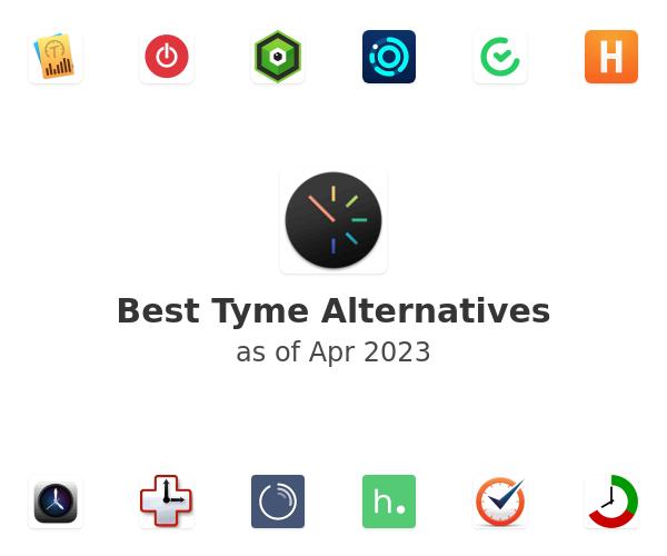 Best Tyme Alternatives