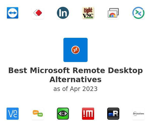 Best Remote Desktop Connection Alternatives