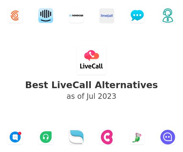 Best LiveCall Alternatives