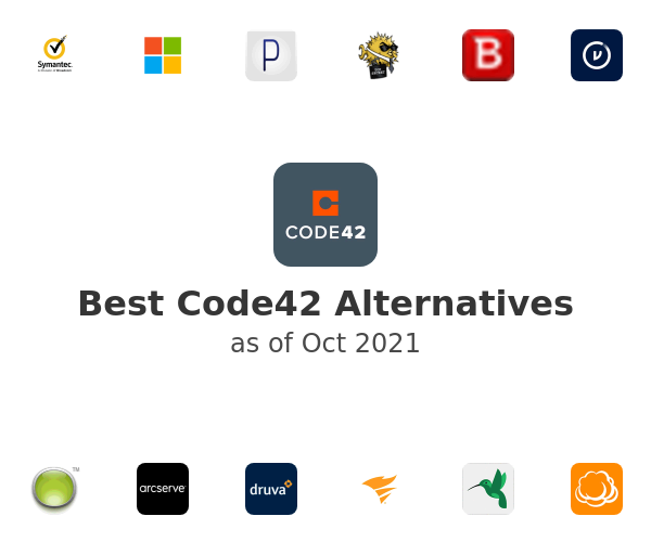 Best Code42 Alternatives