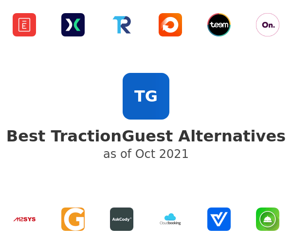 Best TractionGuest Alternatives