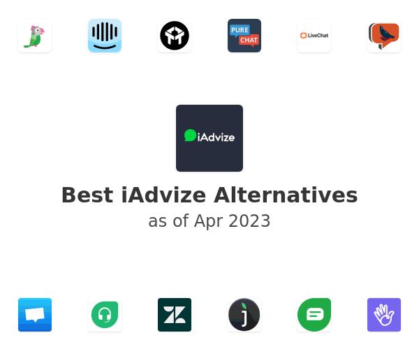 Best iAdvize Alternatives