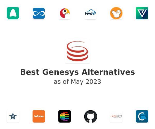 Best Genesys Alternatives