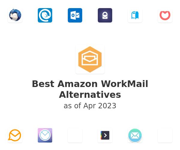 Best Amazon WorkMail Alternatives