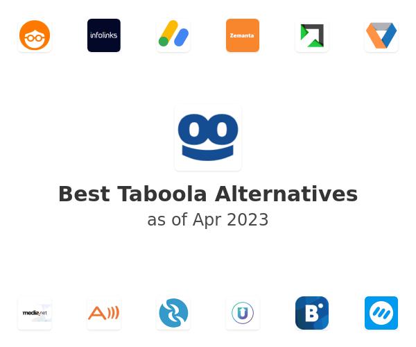 Best Taboola Alternatives