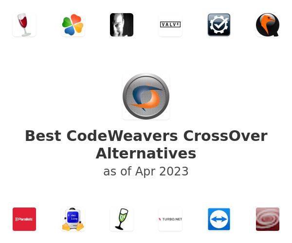 Best CrossOver Alternatives