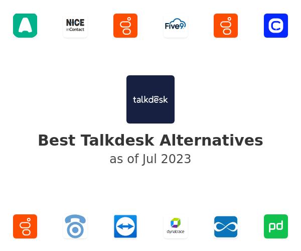 Best Talkdesk Alternatives