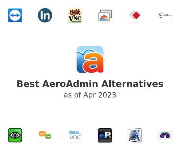 Best AeroAdmin Alternatives