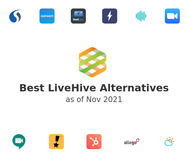 Best LiveHive Alternatives