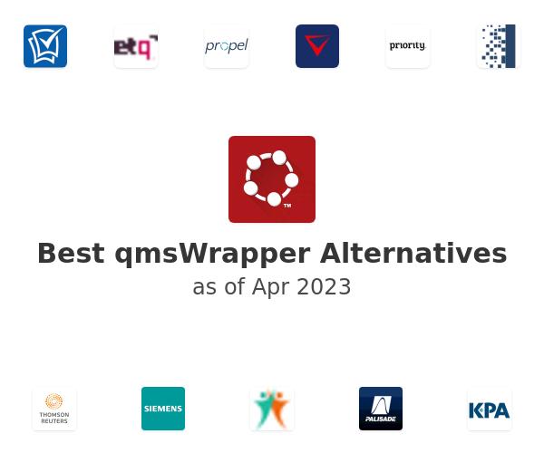 Best qmsWrapper Alternatives