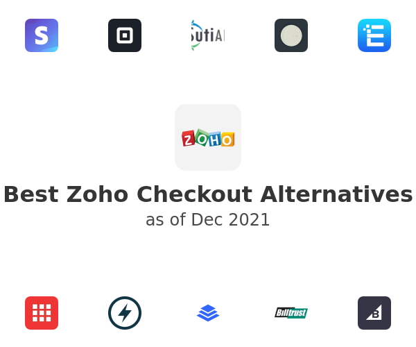 Best Zoho Checkout Alternatives