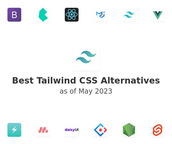 Best Tailwind CSS Alternatives