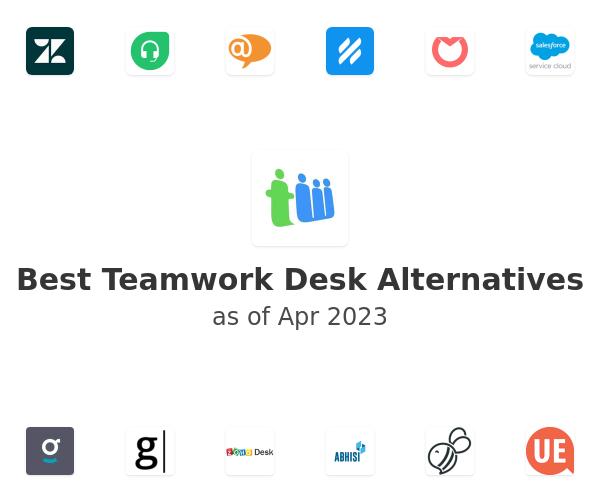Best Teamwork Desk Alternatives