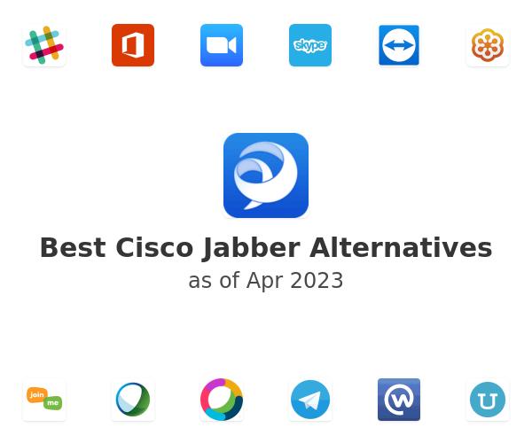 Best Cisco Jabber Alternatives