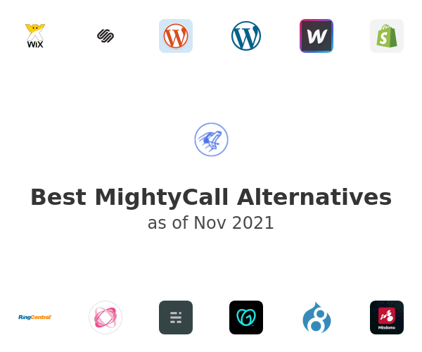 Best MightyCall Alternatives