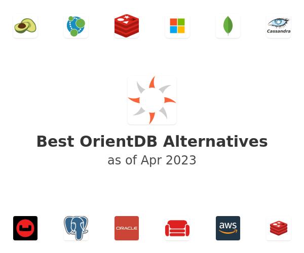 Best OrientDB Alternatives