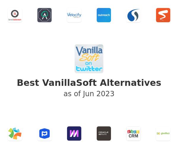 Best VanillaSoft Alternatives