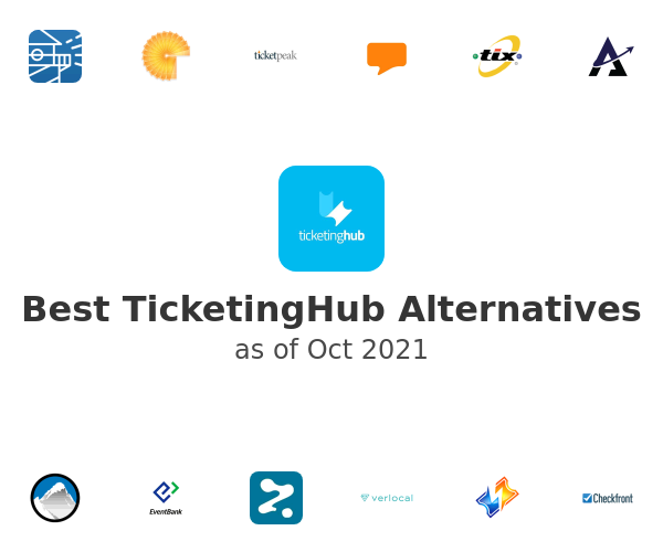 Best TicketingHub Alternatives