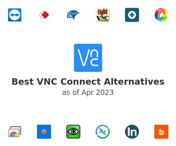 Best VNC Connect Alternatives