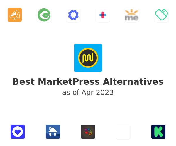 Best MarketPress Alternatives