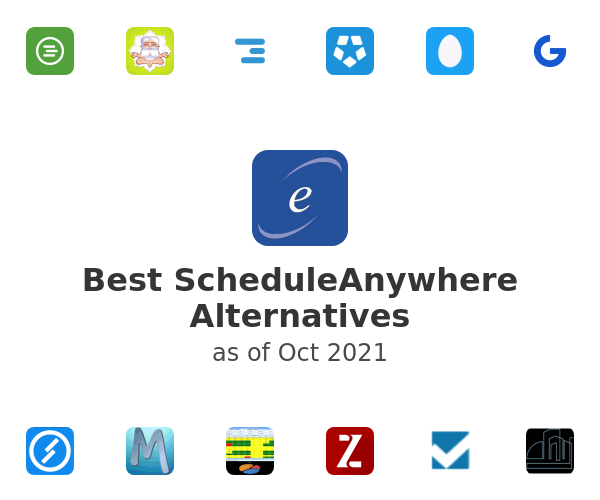 Best ScheduleAnywhere Alternatives