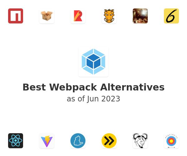 Best Webpack Alternatives