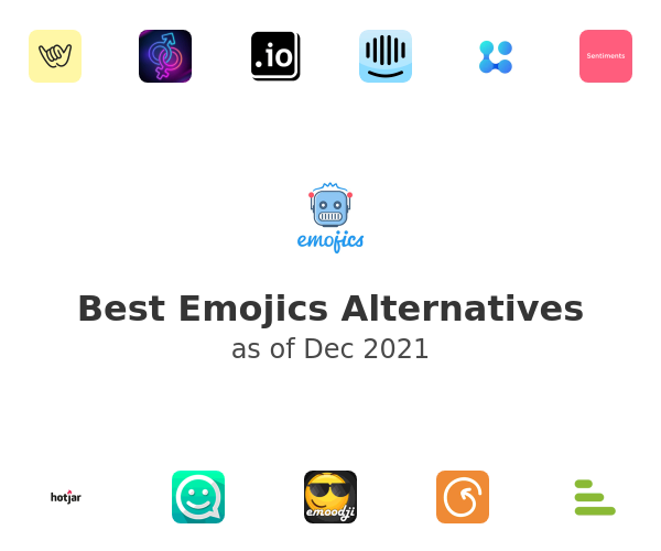 Best Emojics Alternatives