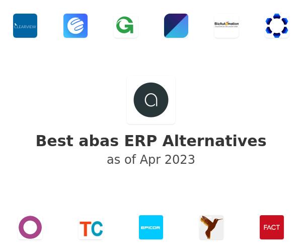 Best abas ERP Alternatives