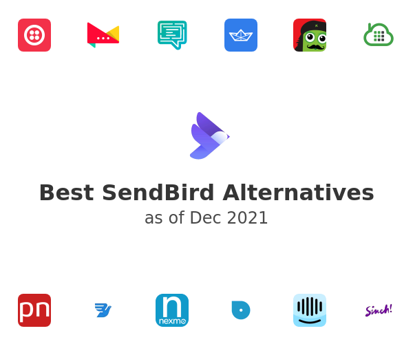 Best SendBird Alternatives