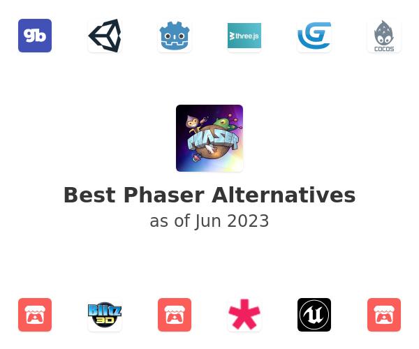 Best Phaser Alternatives