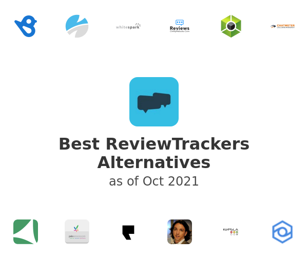 Best ReviewTrackers Alternatives