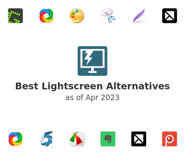 Best Lightscreen Alternatives