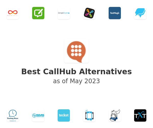 Best CallHub Alternatives