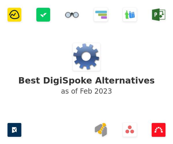 Best DigiSpoke Alternatives