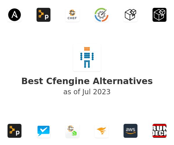 Best Cfengine Alternatives