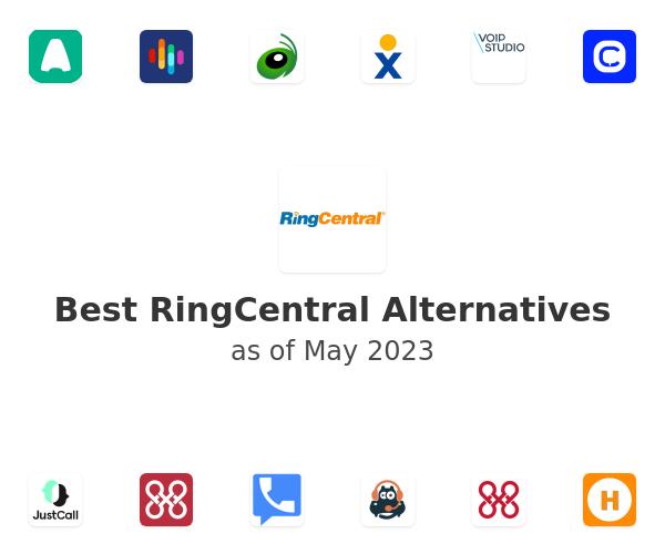 Best RingCentral Alternatives