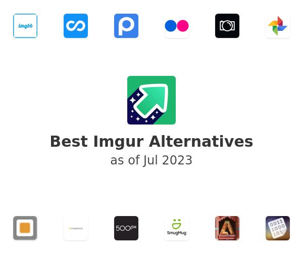 Best Imgur Alternatives
