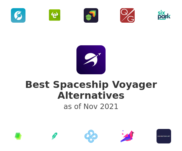 Best Spaceship Voyager Alternatives